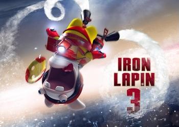iron lapin