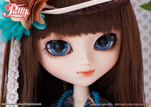Octobre : Pullip Taffy