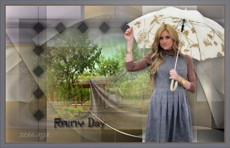 17. Rainy Day