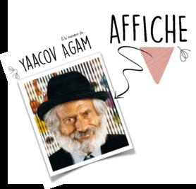 A la manière de Yaacov Agam