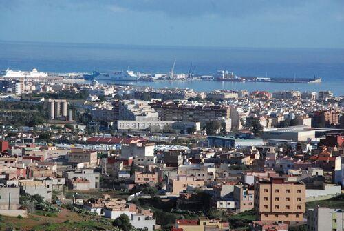Port de Mellila