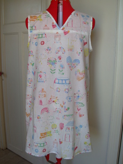 "Xerea dress version ""dessins d'enfants"""