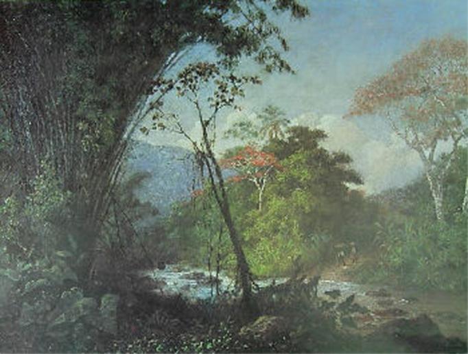 la galerie de Michel-Jean Cazabon