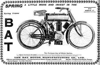 Quand la moto française se vendait à l'étranger