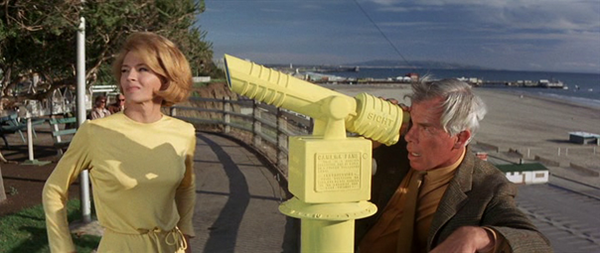 Le point de non-retour, Point Blank, John Boorman, 1967