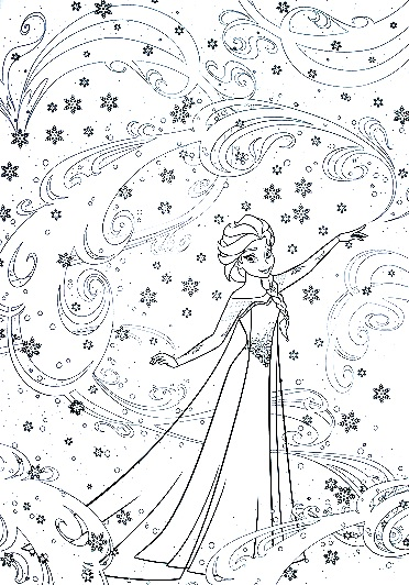 coloriage anti stress princesse disney
