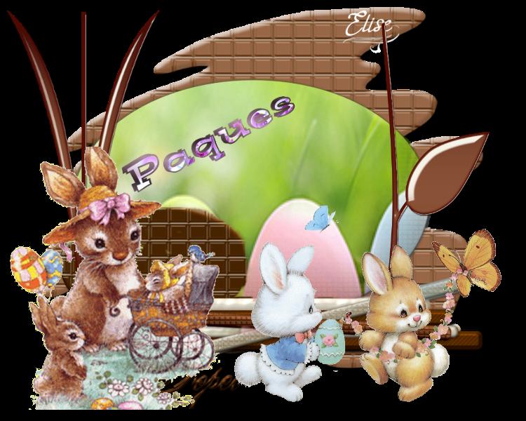 Défis Pâques  pour forum