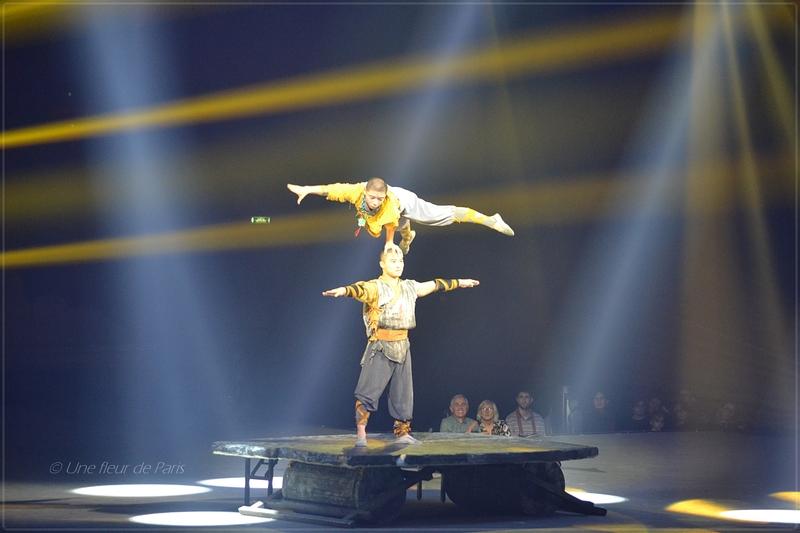 Cirque Phénix -  : Le Premier Tambour Antipodistes avec Tambours