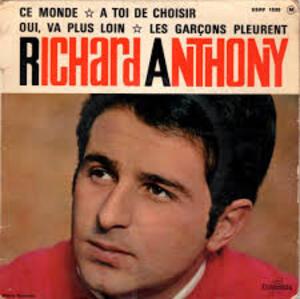Adieu, Richard Anthony...