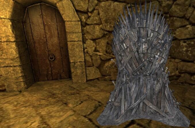 Château à la Game of Throne