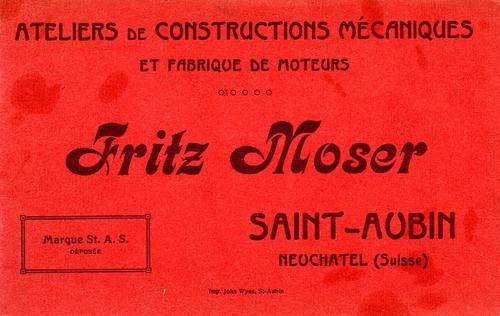 Motos Moser : je sais rien, je dirai tout !