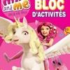 livre activités bloc