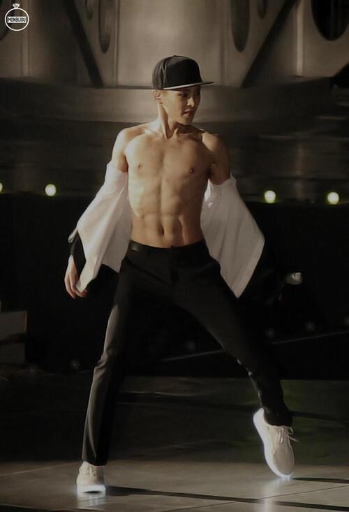 EXO: Xiumin
