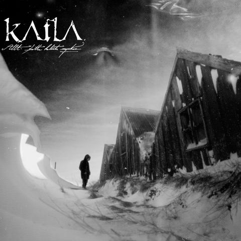 KATLA - Détails et extrait du nouvel album Allt þetta Helvítis Myrkur