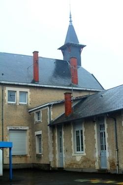 A Coulon, l'école