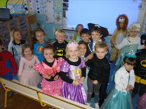 An Ened/Le carnaval