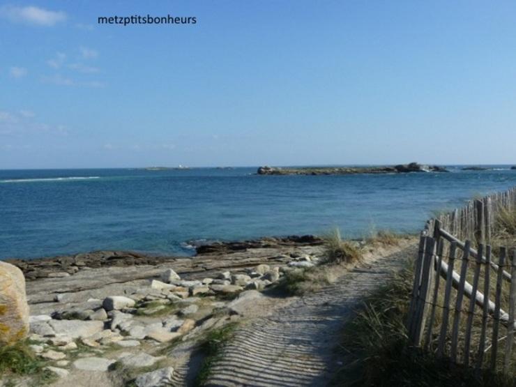 Petite pause bretonne..