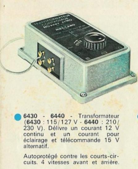 Le réseau au 1/87