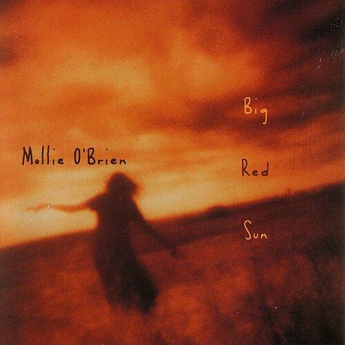 Mollie O'Brien : Gros soleil rouge