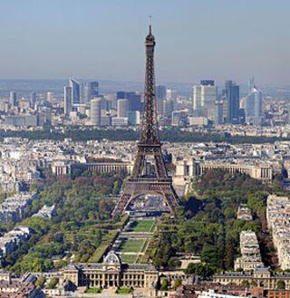 Premiers pas vers les exposés sur Paris
