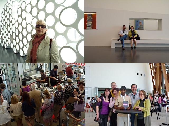 Centre Pompidou Metz 25 visiteurs 12 06 10