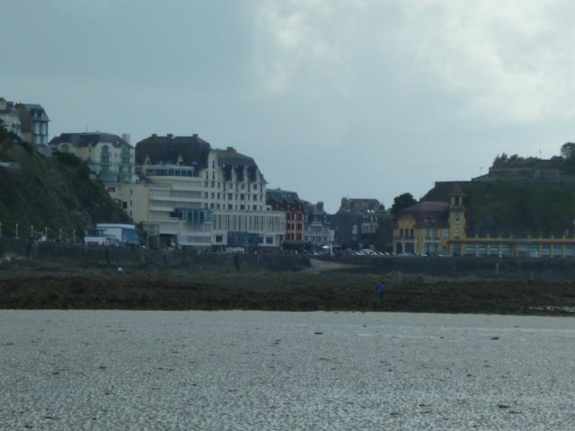 le casino vu de la plage
