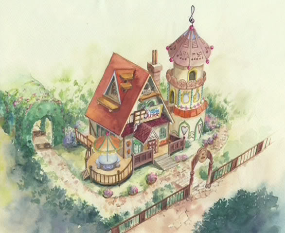 Maison de Flora Makihatayama saison 3
