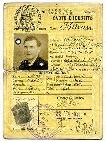 Itinéraire d'un jeune Breton mort en déportation