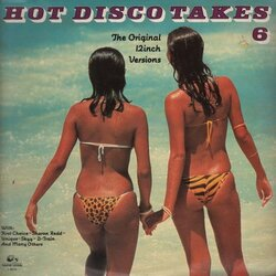 V.A. - Hot Disco Takes Vol.6 - Complete LP