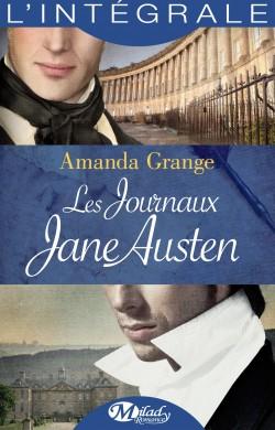 Couverture de Les Journaux Jane Austen - L'Intégrale
