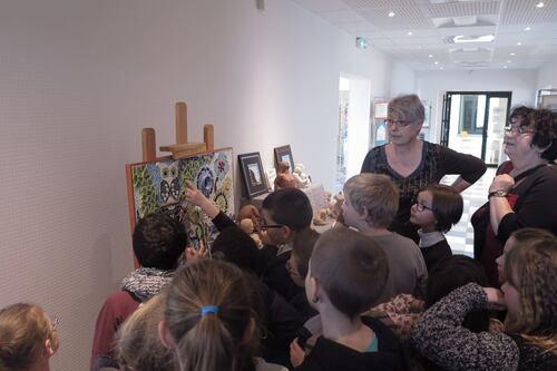 Jean Jaurès en visite au musée ce jeudi