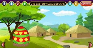 Jouer à Easter village escape