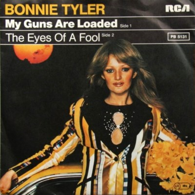 Bonnie Tyler - My Guns Are Loaded - 1979