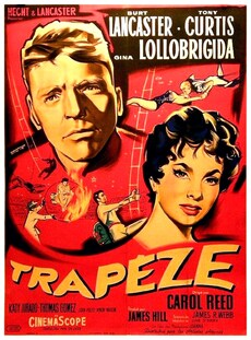 TRAPEZE BOX OFFICE ANNUEL FRANCE 1956 BOX OFFICE STORY