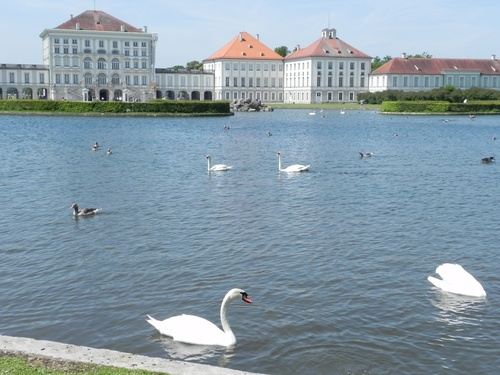 Palais des rois de Bavière à Müniç (photos)