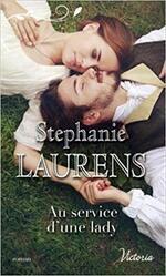 Chronique Au service d'une lady de Stéphanie Laurens