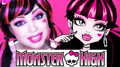 maquillage monster high