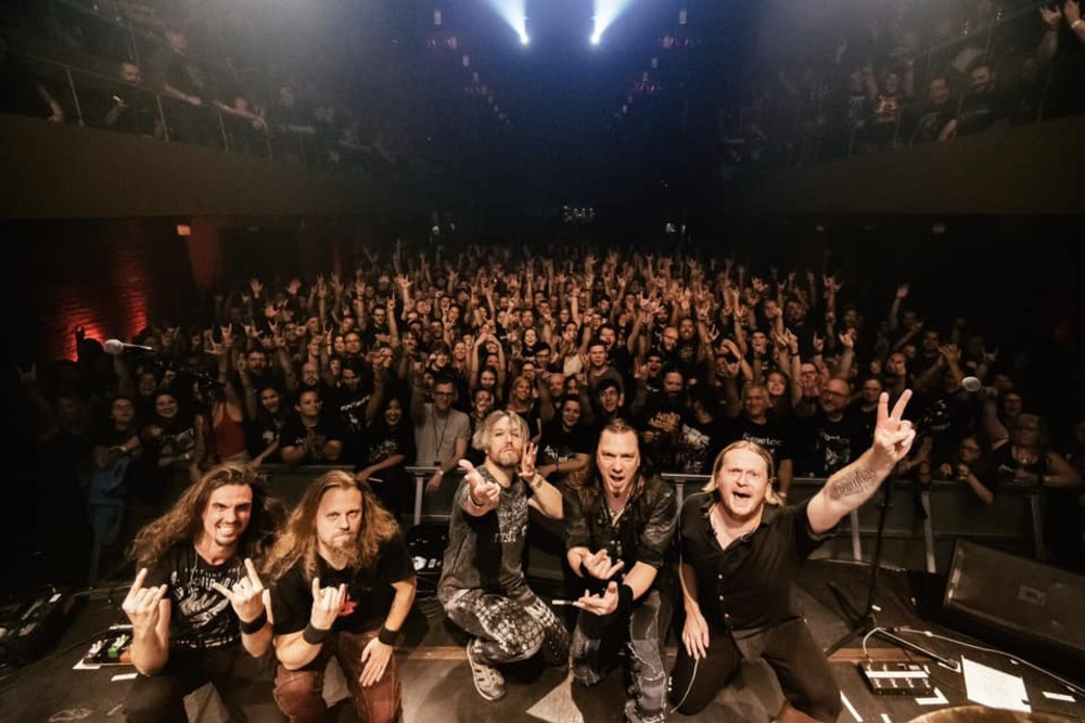 Life is better alive - Battle Beast, Sonata Arctica & Kamelot live at Club Soda, Montreal on September 15th 2019
