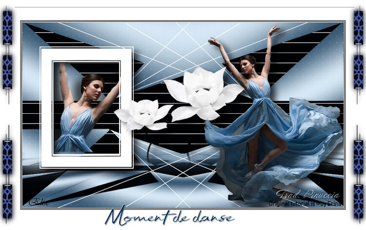 Moment de danse   de Erina