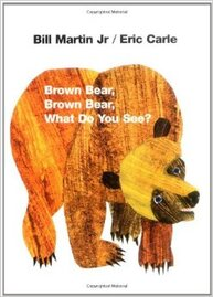 Brown bear, brown bear - Eric Carle et Bill Martin