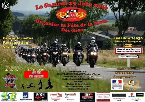 Fête de la moto,fête des terribles, feux de la Saint Jean, gala, musique, il y a de quoi s'amuser à ARRAS et ses environs