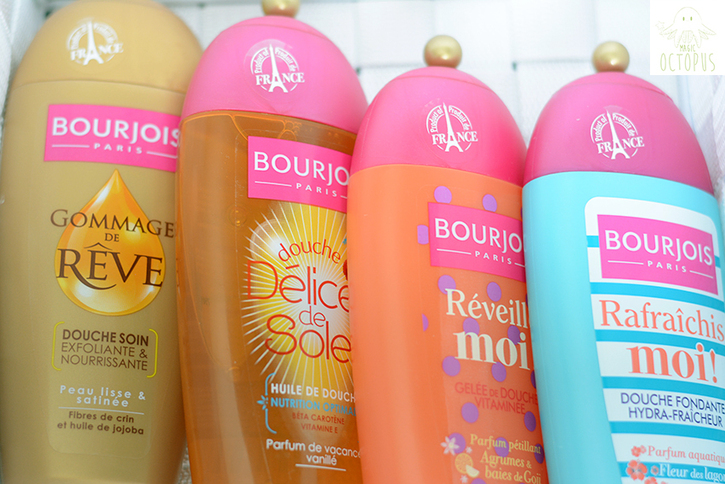 Bourjois Gels douche BLOG Magic Octopus