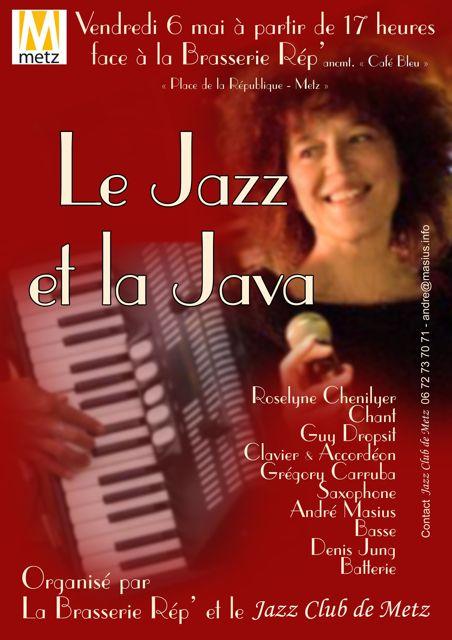 Le Jazz et la Java (5 mai 2011)