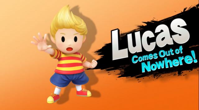[ND] Smash Bros. : Dates pour le DLC Mewtwo, Lucas annoncé et tenues Mii