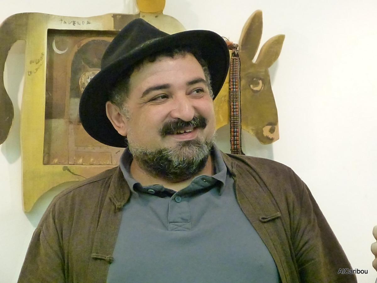 Slimane Ould Mohand, peintre