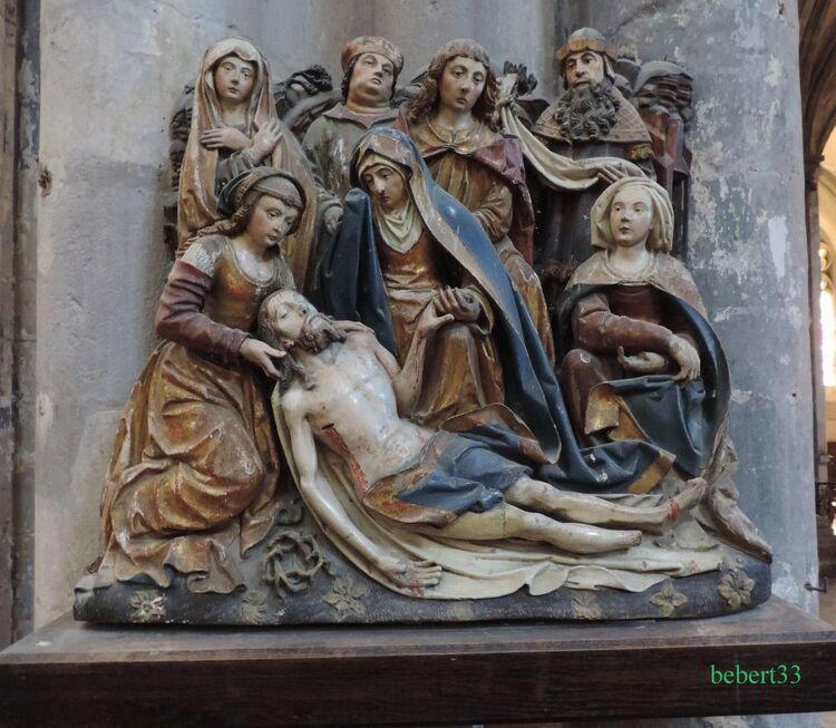 Aigueperse dans le Puy de Dome