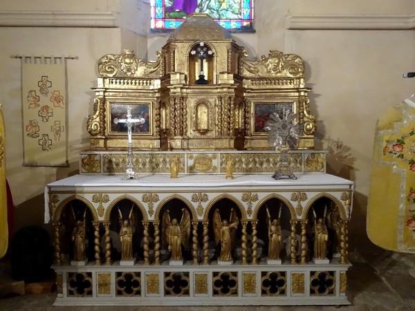 L'église Saint-Urse de Montbard