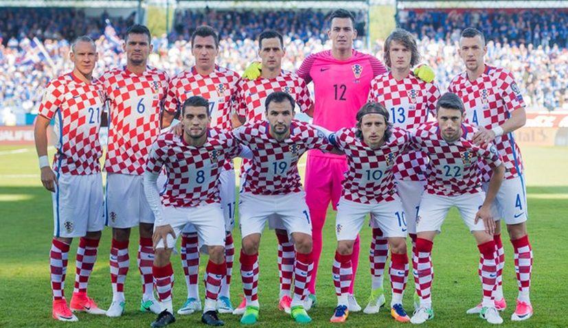 """Résultat de recherche d'images pour """"images  de l'équipe de croatie du football 2018"""""""