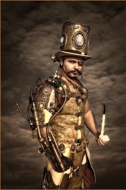Projet Steampunk : Jour 1