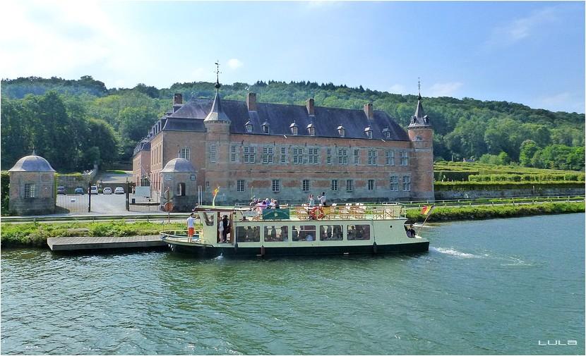 Croisière sur la Meuse à Dinant (#2)